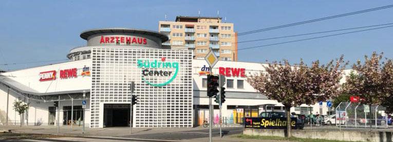 Südring-Center, Frankfurt an der Oder