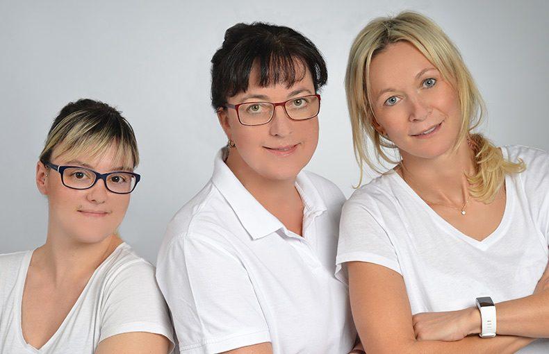 Team und Katrin Zenker